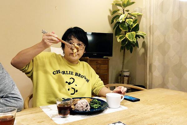 自宅でヤミー コリアンBBQを作った食べる 12