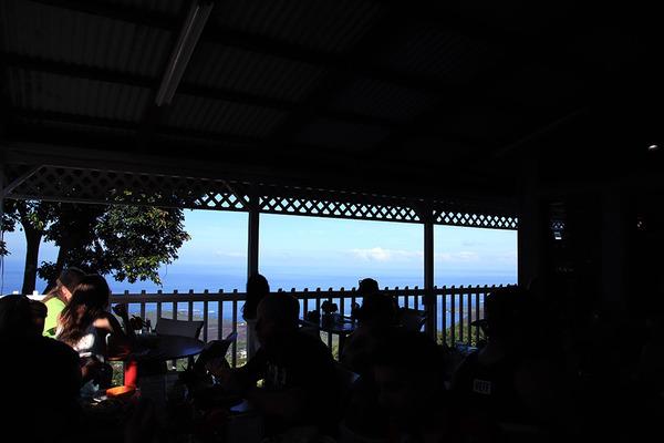 コーヒーシャックの朝食はハワイ島一番 8