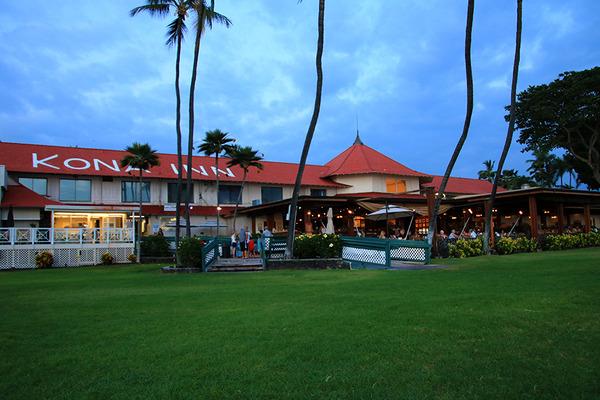 ハワイ島コナの最高サンセットレストランコナイン 5