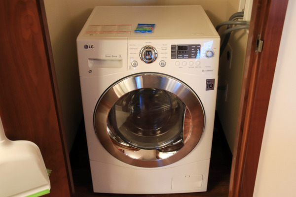 HGVヒルトングランドアイランダーバスルーム室内洗濯機 8