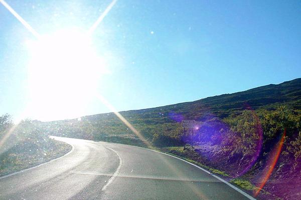 ハワイマウイハレアカラ山頂 1