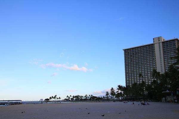 ある日の朝散歩からのハワイアンアロマカフェ 2