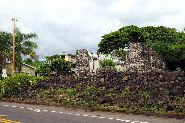 ハワイ島小さなブルーの教会結婚式カハルウビーチ 2