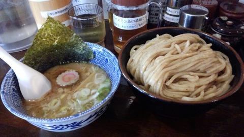 国分寺「つけ麺 紅葉」
