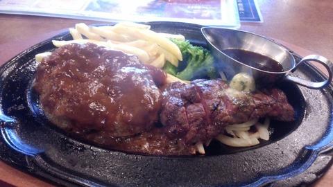 矢川「肉の万世」