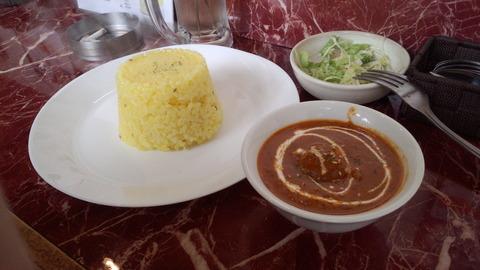 国分寺「タラちゃんのカレーキッチン」
