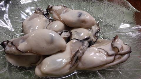 美味しいもの「広島かき ナマコ」