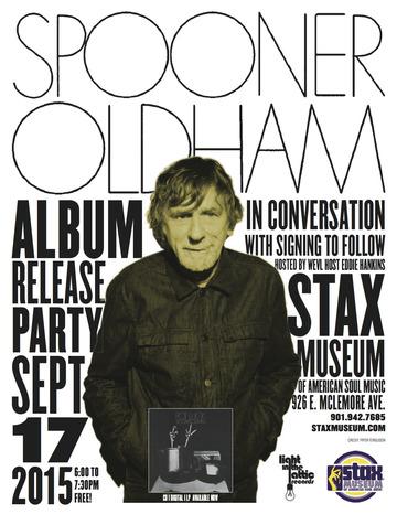 Spooner Oldham poster