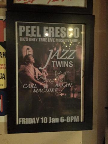 Peel Fresco 2014 poster