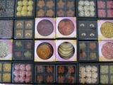 Korean moon sweets