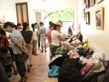 Hanoi5, Garage sale