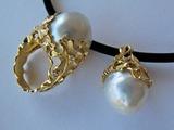 Colabo ring & pendant