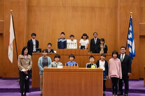 10月29日 松井小学校①