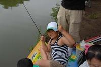 子供釣り遊ぶ埼玉