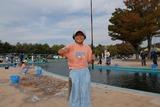 埼玉釣り 子供釣り遊ぼう 子供釣り教室 しらこばと 釣りの先生