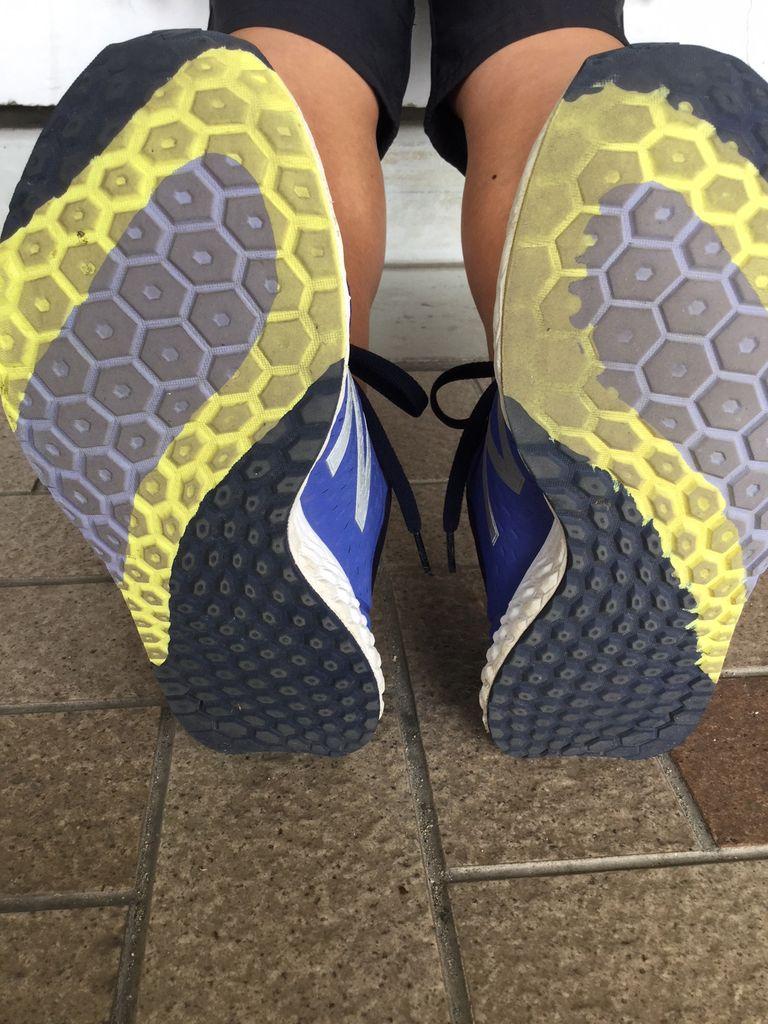 NB 靴底
