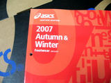 2007年アシックスFWモデル
