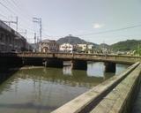 西町にかかる橋