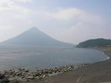 鹿児島開聞岳1