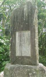十河存保の墓1