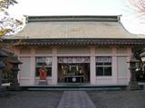 鹿児島西南戦争南洲墓地南洲神社本殿