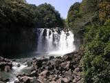 宮崎関之尾滝02