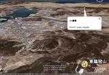 東鶏冠山方面から旅順・203高地を眺める