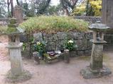 高橋紹運の墓4