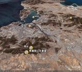 旅順周辺地図