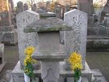 鹿児島西南戦争南洲墓地福岡隊士の墓2