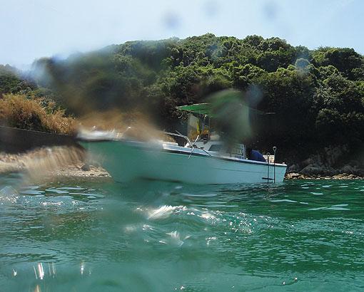 危険ボート