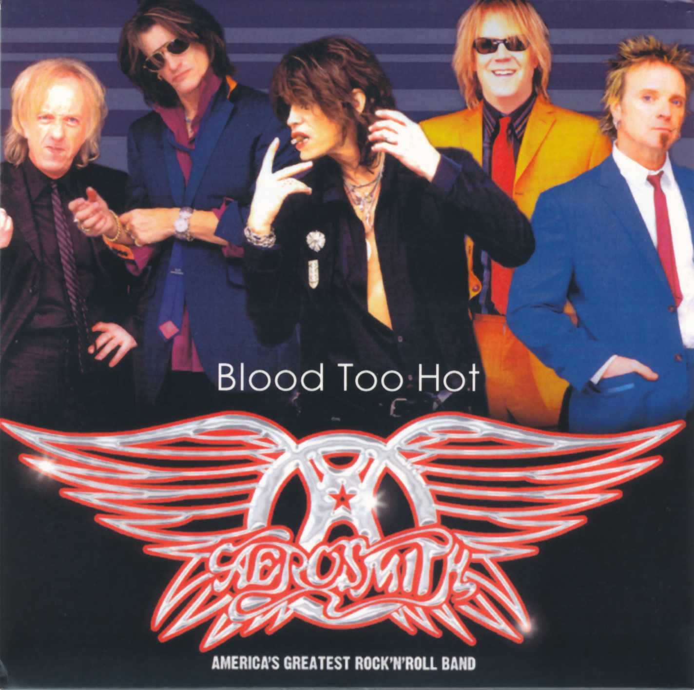 Aerosmith - Blood Too Hot