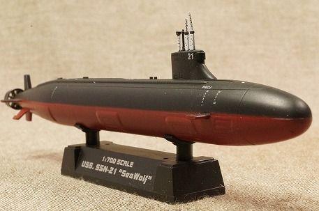 シーウルフ級原子力潜水艦の画像 p1_10