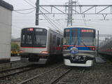 東急5080系と三田線6300系