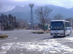 対抗高速機関の存在(高速バス)