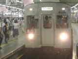 渋谷駅での東急8000系2