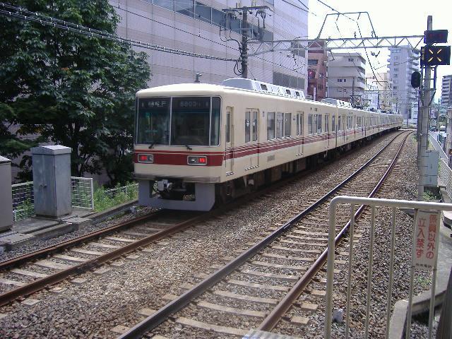 あらかわ交通ノート : 京成千葉線の現状を見る