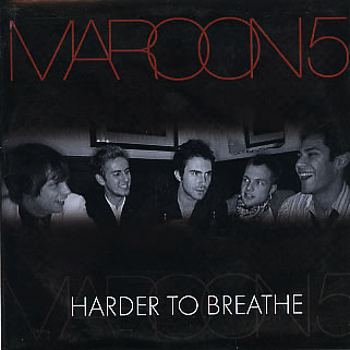 Maroon+5+-+Harder+To+Breathe+-+5%22+CD+SINGLE-289540