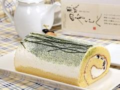 都城鷹尾店 都城四季くらべのロールケーキ