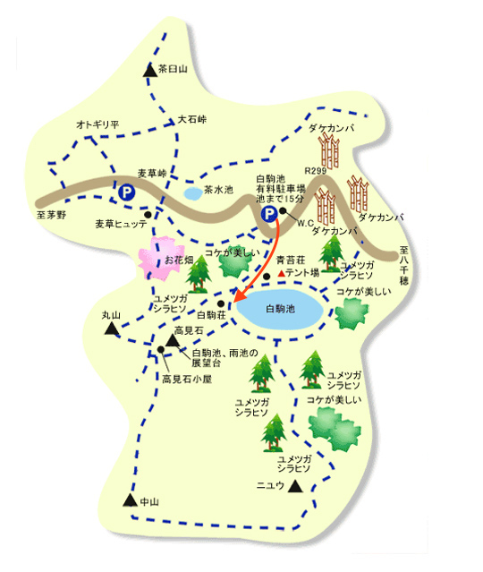 map_shirakomaike