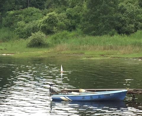 安達のヨット