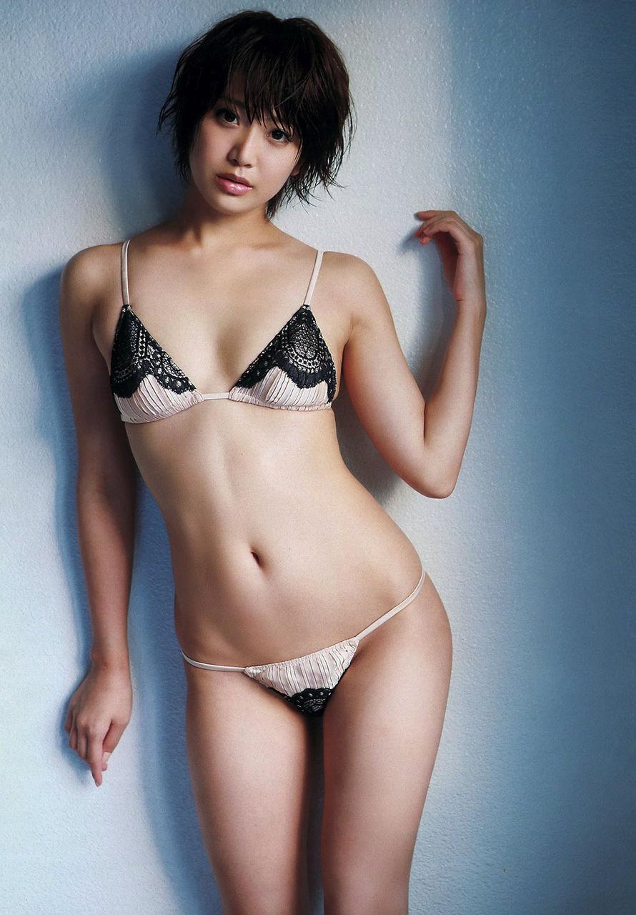 【エロ画像】-女の魅力ってマジでお腹にあると思うんだ