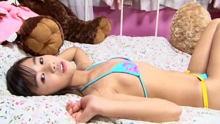 【お姉さん・美人】ジュニアアイドル・猫みみちゃんの「ぴゅあはーと-あきはばらさいきょうJSロリ美女」