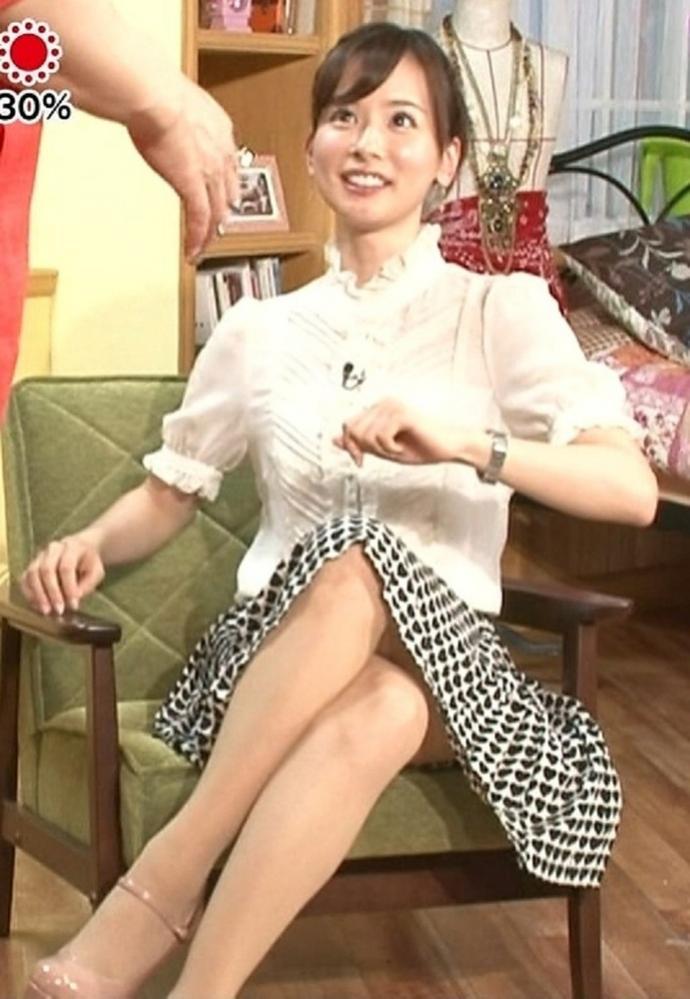 清純派だった皆藤愛子も年取るとパンティーや腋をウリにしないといけなくなるんだな