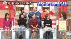 加藤綾子アナが「ホンマでっかTV」でパンチラ!!!!wwwwwww
