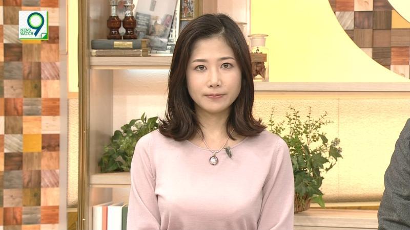 桑子真帆っておっぱい大きすぎてブラ透けちゃってないか