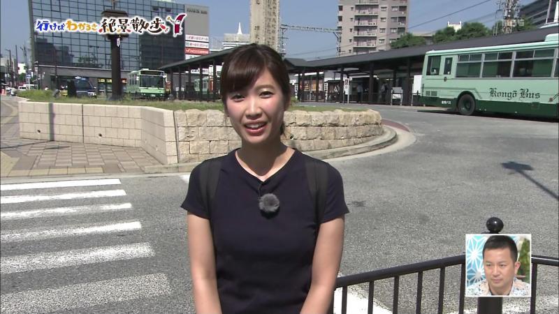 玉巻映美 エロいおっぱい ちちんぷいぷい 180714