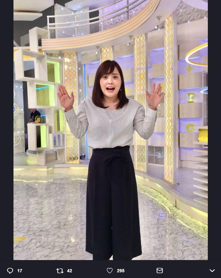 【テレビ】水卜麻美アナ『スッキリ』を1週間お休み 休み明けの体型を心配する声も