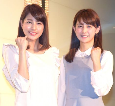 【テレビ】フジ『めざまし』新メンバーの永島優美&宮司愛海両アナが意気込み