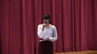 元AKB中村麻里子がアナウンサーデビュー 「まりパンって、呼んでね」